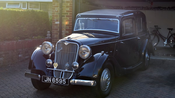 1935 Crossley Regis Six Saloon For Sale (picture 4 of 119)