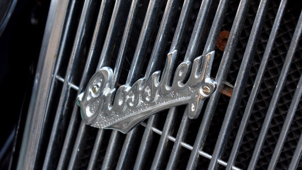 1935 Crossley Regis Six Saloon For Sale (picture 44 of 119)