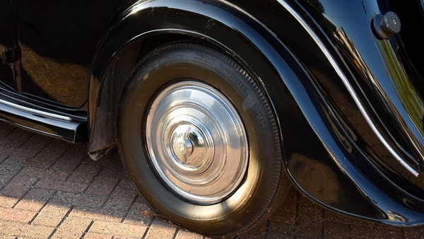 1935 Crossley Regis Six Saloon For Sale (picture 15 of 119)