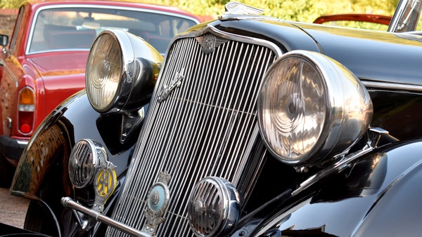 1935 Crossley Regis Six Saloon For Sale (picture 51 of 119)