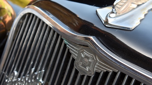 1935 Crossley Regis Six Saloon For Sale (picture 46 of 119)
