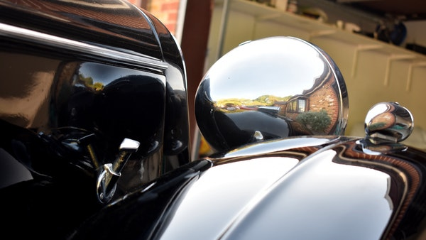 1935 Crossley Regis Six Saloon For Sale (picture 60 of 119)