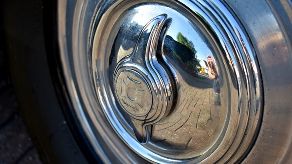 1935 Crossley Regis Six Saloon For Sale (picture 16 of 119)