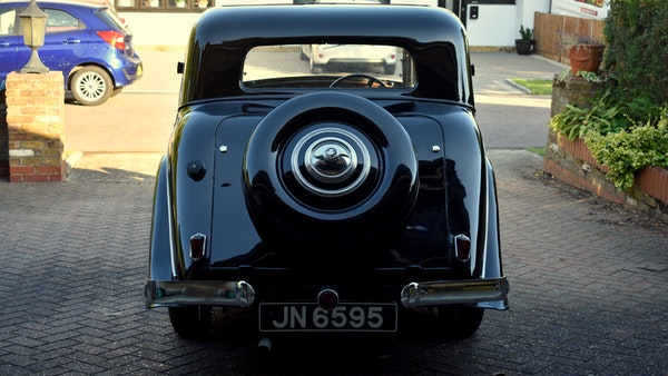 1935 Crossley Regis Six Saloon For Sale (picture 9 of 119)