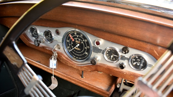 1935 Crossley Regis Six Saloon For Sale (picture 23 of 119)