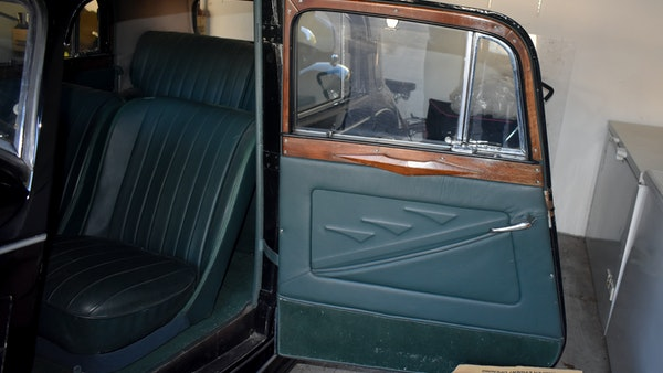 1935 Crossley Regis Six Saloon For Sale (picture 38 of 119)