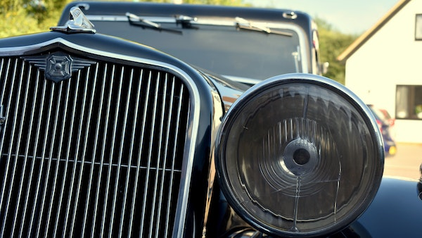 1935 Crossley Regis Six Saloon For Sale (picture 55 of 119)