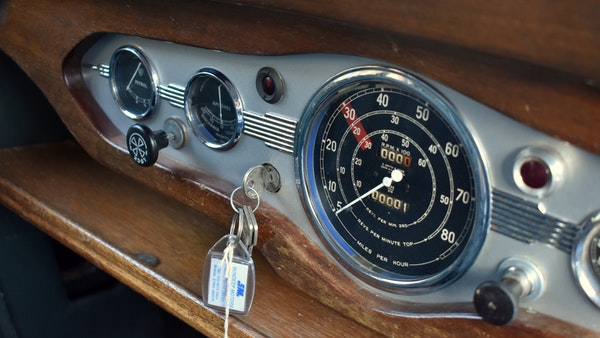 1935 Crossley Regis Six Saloon For Sale (picture 21 of 119)