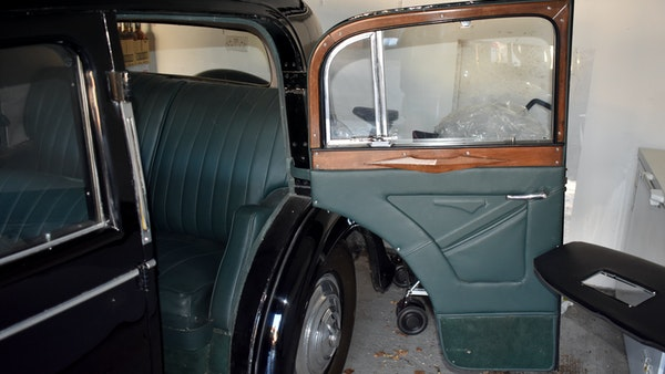 1935 Crossley Regis Six Saloon For Sale (picture 22 of 119)