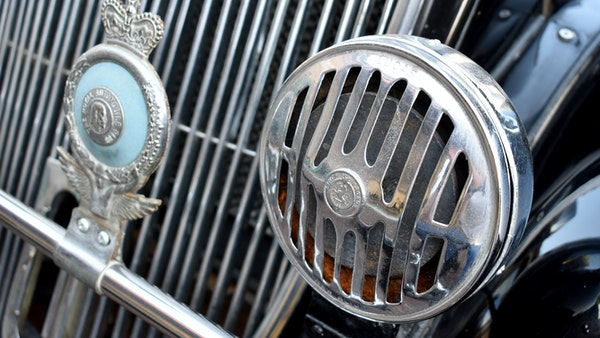 1935 Crossley Regis Six Saloon For Sale (picture 50 of 119)