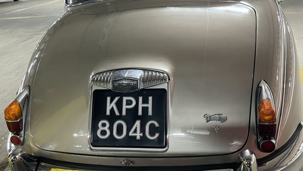 RESERVE LOWERED - 1965 Daimler 2.5 V8 For Sale (picture 9 of 40)