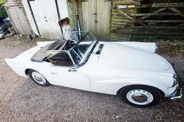 1961 Daimler SP250 'Dart' For Sale (picture 17 of 112)