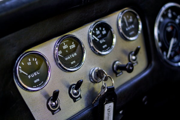 1961 Daimler SP250 'Dart' For Sale (picture 46 of 112)