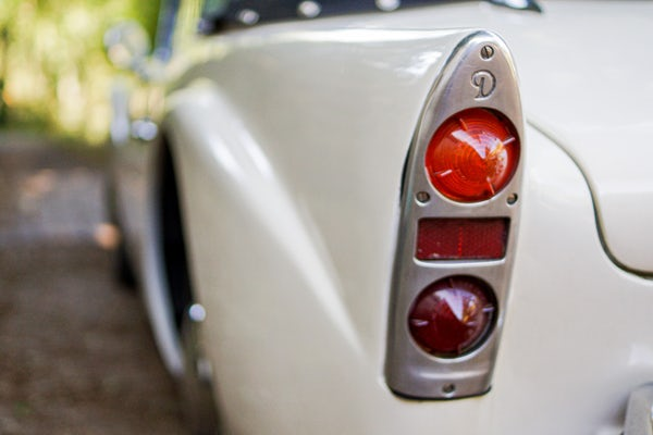 1961 Daimler SP250 'Dart' For Sale (picture 62 of 112)