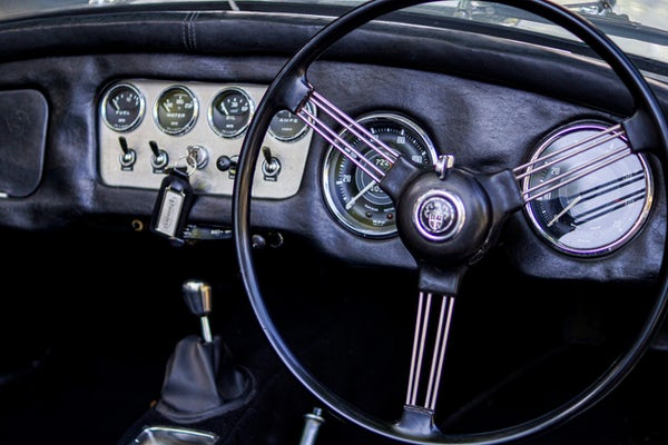 1961 Daimler SP250 'Dart' For Sale (picture 52 of 112)
