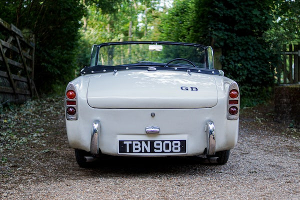 1961 Daimler SP250 'Dart' For Sale (picture 11 of 112)