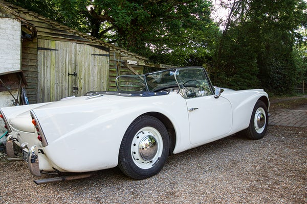 1961 Daimler SP250 'Dart' For Sale (picture 16 of 112)