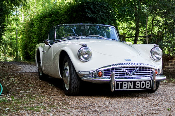 1961 Daimler SP250 'Dart' For Sale (picture 19 of 112)