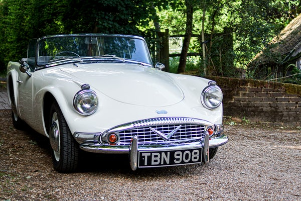 1961 Daimler SP250 'Dart' For Sale (picture 20 of 112)
