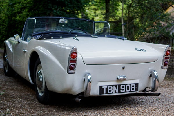 1961 Daimler SP250 'Dart' For Sale (picture 12 of 112)