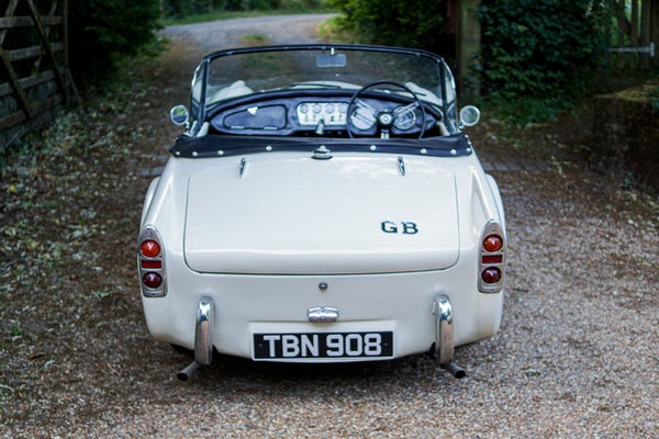 1961 Daimler SP250 'Dart' For Sale (picture 6 of 112)