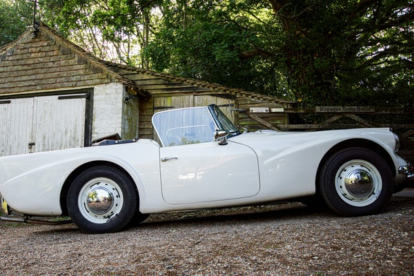 1961 Daimler SP250 'Dart' For Sale (picture 4 of 112)
