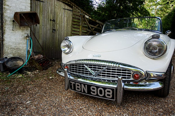 1961 Daimler SP250 'Dart' For Sale (picture 18 of 112)