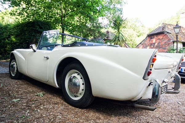 1961 Daimler SP250 'Dart' For Sale (picture 5 of 112)