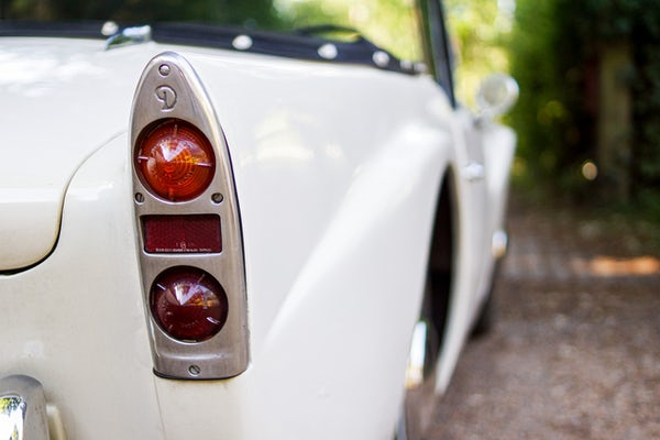 1961 Daimler SP250 'Dart' For Sale (picture 63 of 112)