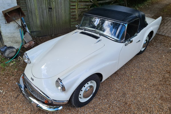 1961 Daimler SP250 'Dart' For Sale (picture 8 of 112)