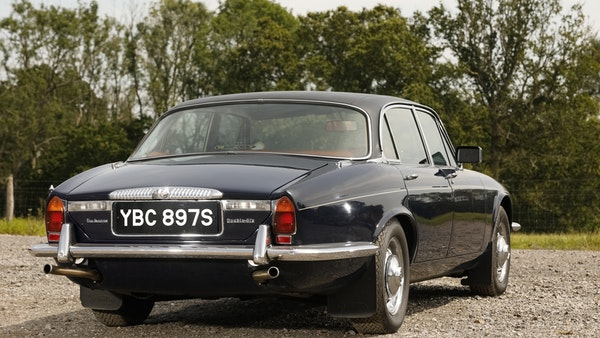 1978 Daimler Double Six S2 For Sale (picture 11 of 125)