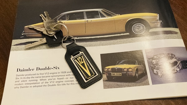 1978 Daimler Double Six S2 For Sale (picture 121 of 125)