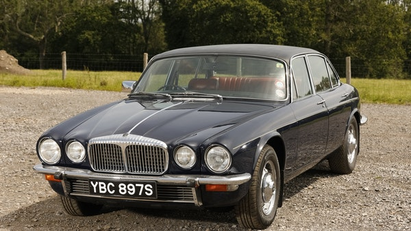 1978 Daimler Double Six S2 For Sale (picture 4 of 125)