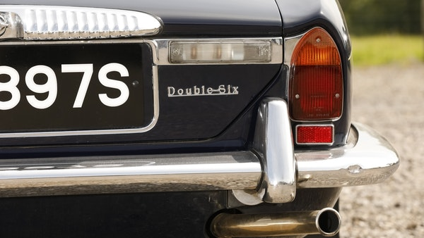 1978 Daimler Double Six S2 For Sale (picture 90 of 125)
