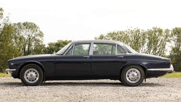 1978 Daimler Double Six S2 For Sale (picture 16 of 125)