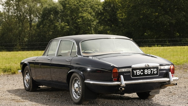 1978 Daimler Double Six S2 For Sale (picture 15 of 125)