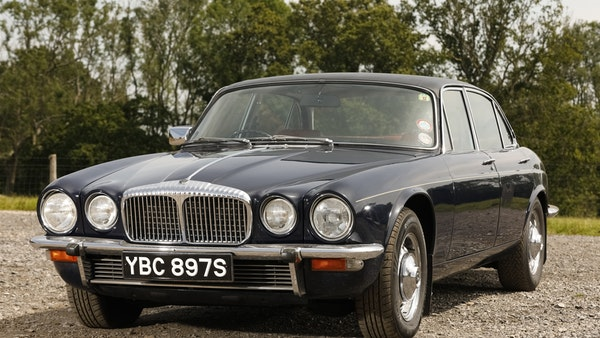 1978 Daimler Double Six S2 For Sale (picture 3 of 125)