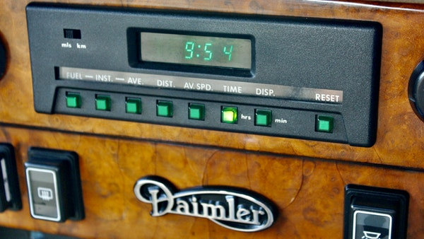 1986 Daimler Double Six For Sale (picture 44 of 110)