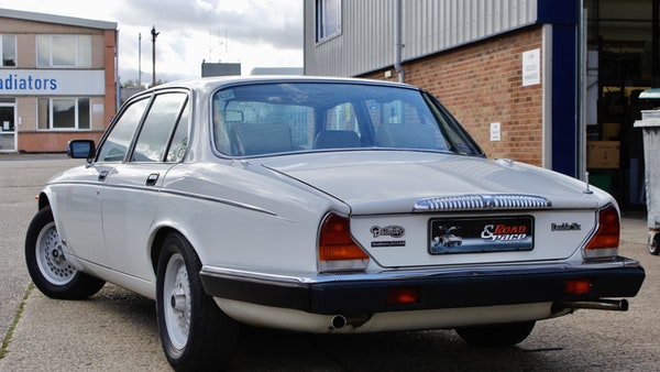 1986 Daimler Double Six For Sale (picture 27 of 110)