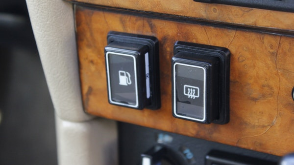 1986 Daimler Double Six For Sale (picture 47 of 110)