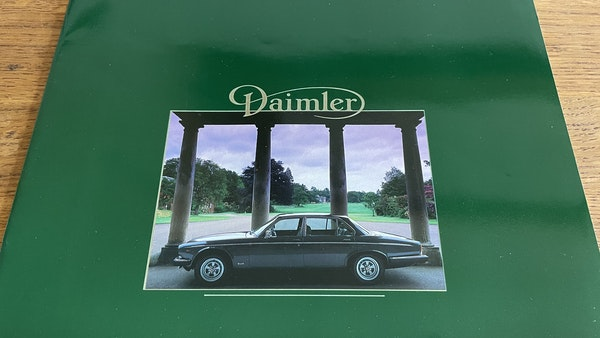1988 Daimler Double Six For Sale (picture 124 of 130)