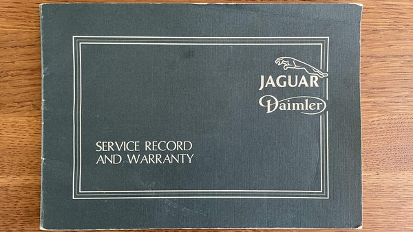 1988 Daimler Double Six For Sale (picture 113 of 130)
