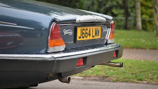 1992 Daimler Double Six For Sale (picture 4 of 140)