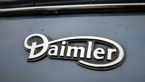 1992 Daimler Double Six For Sale (picture 70 of 140)