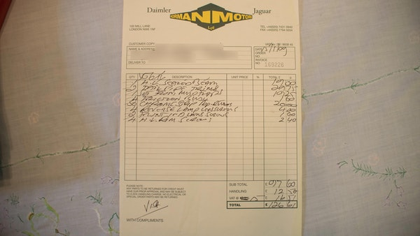1974 Daimler Sovereign For Sale (picture 193 of 241)