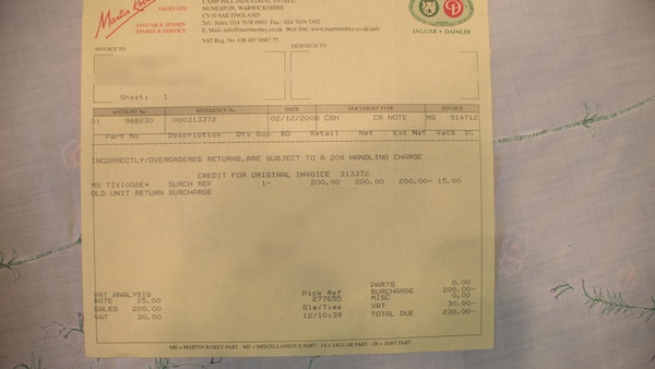 1974 Daimler Sovereign For Sale (picture 143 of 241)
