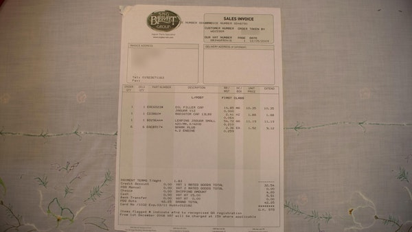 1974 Daimler Sovereign For Sale (picture 204 of 241)