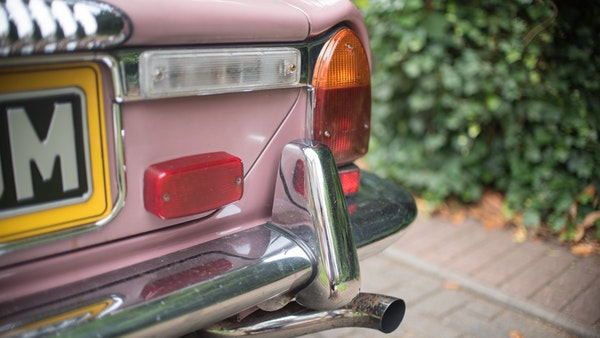 1974 Daimler Sovereign For Sale (picture 38 of 241)