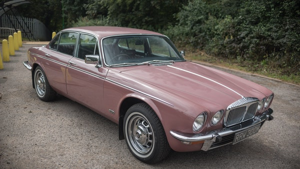 1974 Daimler Sovereign For Sale (picture 3 of 241)