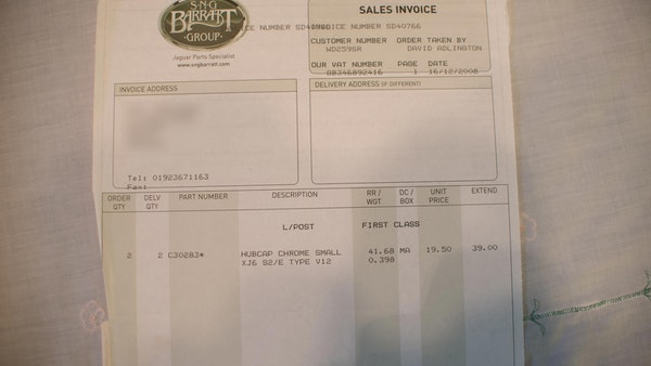 1974 Daimler Sovereign For Sale (picture 140 of 241)